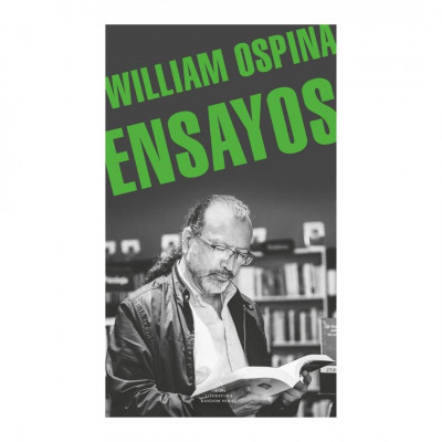 ImagenENSAYOS. William Ospina