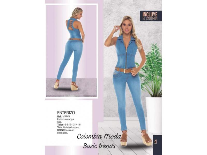 Enterizos De Jeans Enterizo Mac Colombiamoda Basic Trends Moda Colombia Ropa Mujer Ropahombre Tendencia Chaquetas Jeans Blusas Elegante Economica Seguro Tienda Online Moda Domicilio Gratis Pagos Contra Entrega Vestidos Blazer Sudaderas
