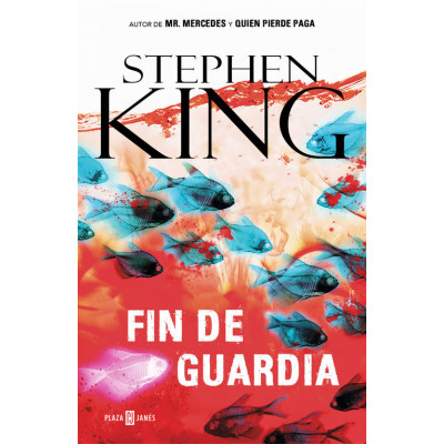 ImagenFin de guardia. Stephen King