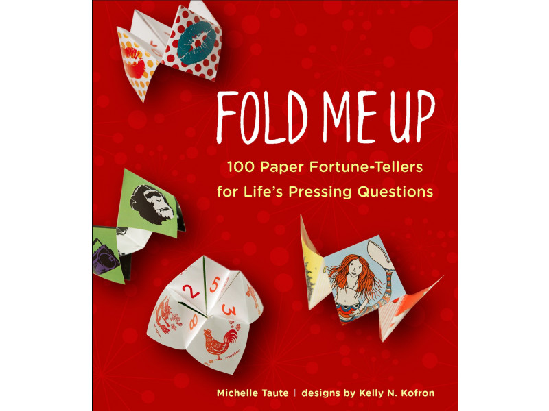 Imagen Fold Me Up: 100 Paper Fortune-Tellers for Life´s Pressing Questions 1