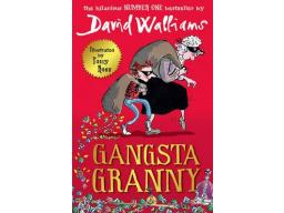 Imagen Gangsta Granny. David Walliams