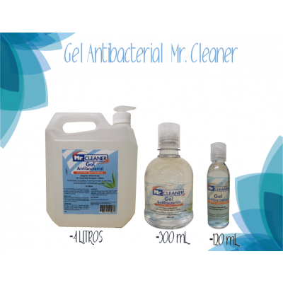 ImagenGEL ANTIBACTERIAL Mr. CLEANER