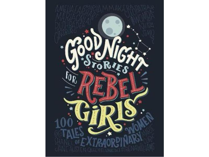 Imagen Good Night Stories for Rebels Girls