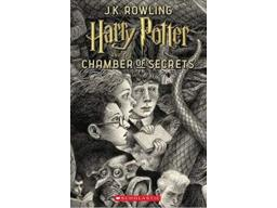 Imagen Harry Potter and the Chamber of Secrets. J.K. Rowling