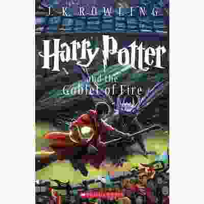 ImagenHarry Potter and the Goblet of Fire. J.K. Rowling