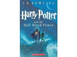 Imagen Harry Potter and the Half-Blood Prince. J. K. Rowling