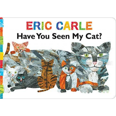 ImagenHave You Seen My Cat? Eric Carle