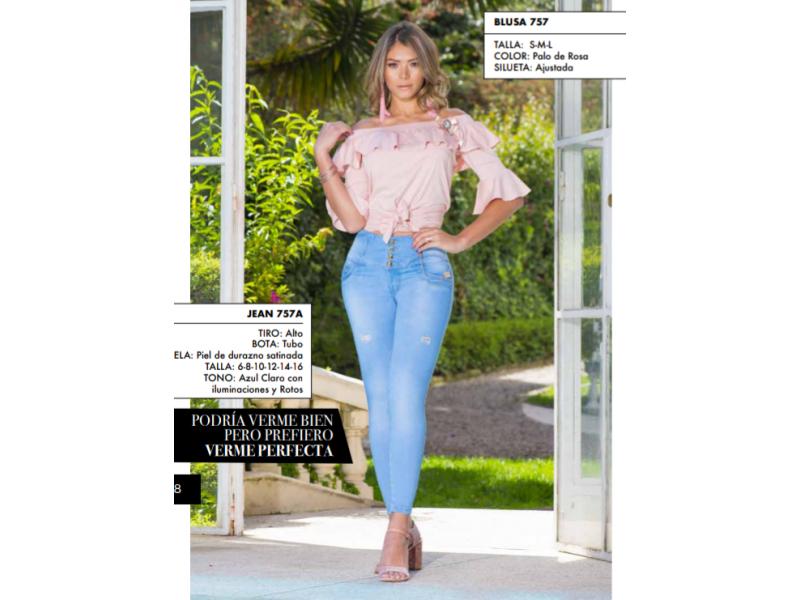 0b48e767d jeans horma perfecta de mujer