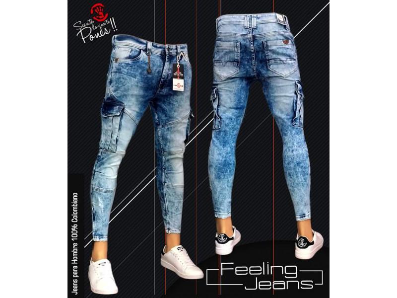 0f72e15d6f835 JEANS URBANO diseños exclusivos  97CM Basic Trends