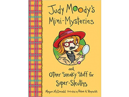 Imagen Judy Moody´s. Mini- Mysteries and other Sneaky Stuff for Super - Sleuths