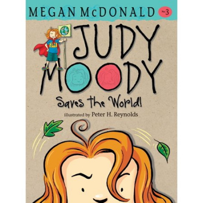 ImagenJudy Moody´s. Saves the World!. Megan MacDonald