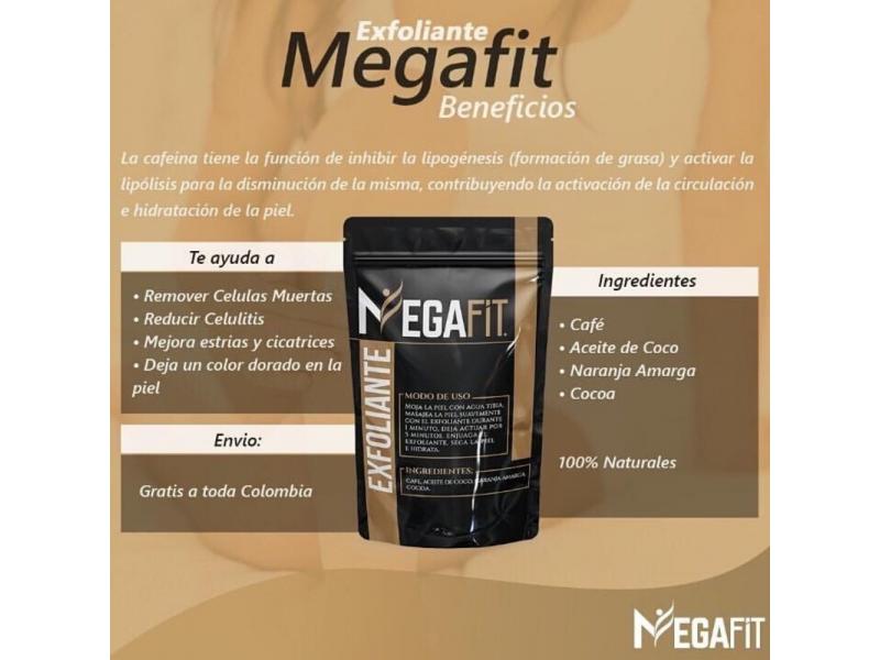 Kit de Perdida de Peso Megafit: COD058 class gold eje cafetero
