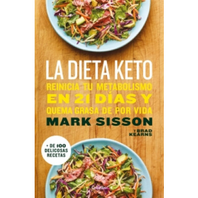 ImagenLa dieta keto. Mark Sisson - Brad Kearns