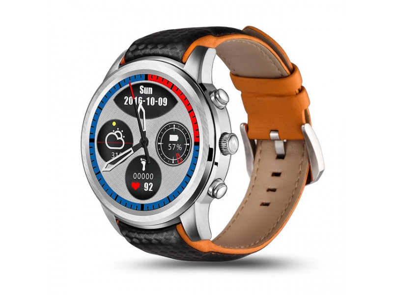 Imagen LEMFO LEM5 Smartwatch Android 5.1 Bluetooth 1GB+8  - Colores Varios 1