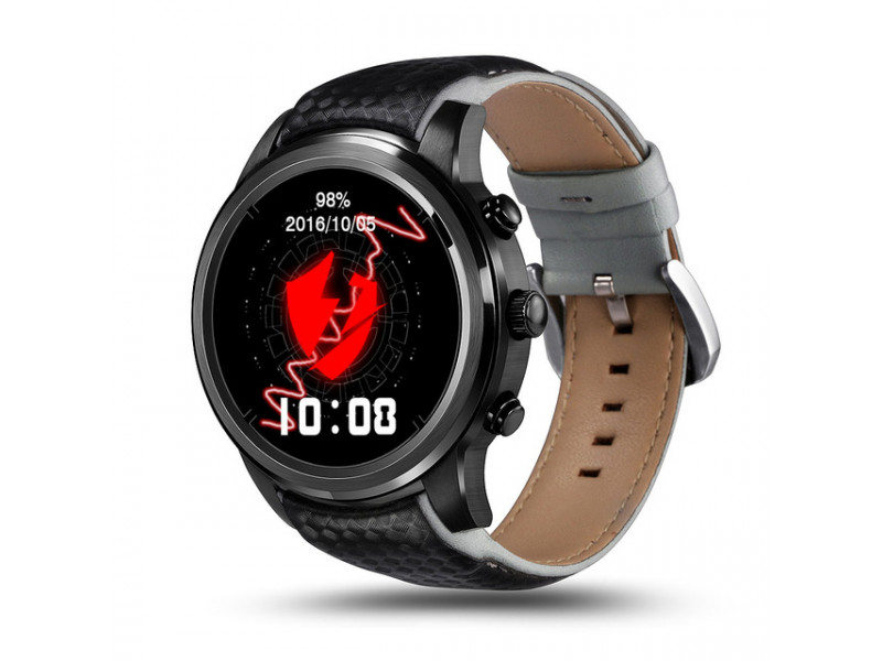 Imagen LEMFO LEM5 Smartwatch Android 5.1 Bluetooth 1GB+8  - Colores Varios 2