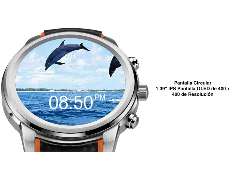 Imagen LEMFO LEM5 Smartwatch Android 5.1 Bluetooth 1GB+8  - Colores Varios 3