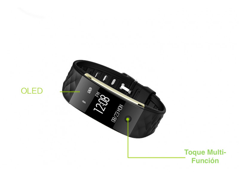 Imagen LEMFO S2 Smartband Android 4.3 Bluetooth Impermeable - Colores Varios 4