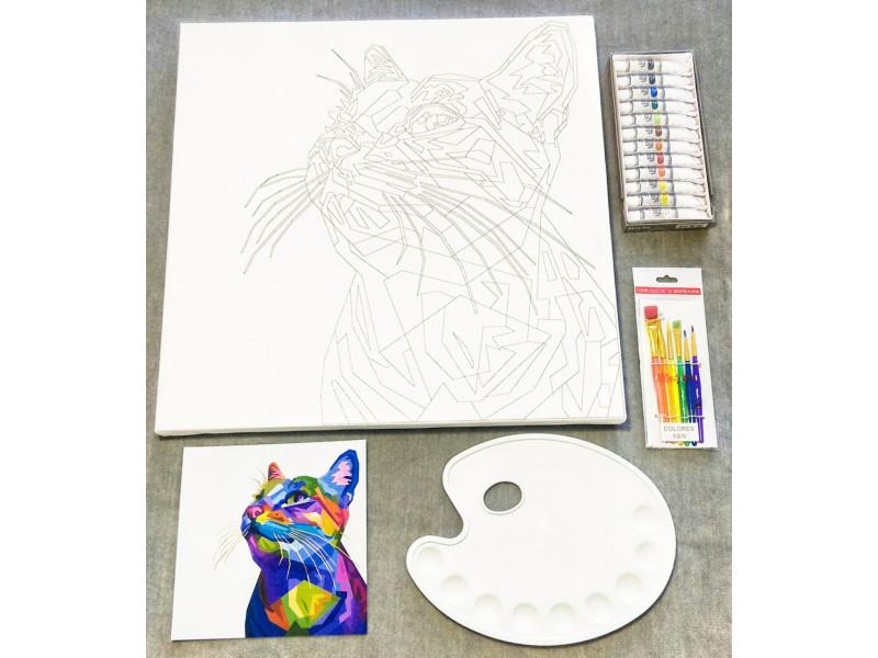 Lienzos Para Pintar Lpp Cur Arte Tienda De Diseño