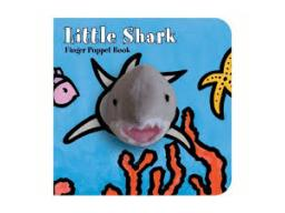 Imagen Little Shark. Finger Puppet Book