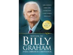 Imagen Manual de Billy Graham Para Obreros Cristianos [Libro]