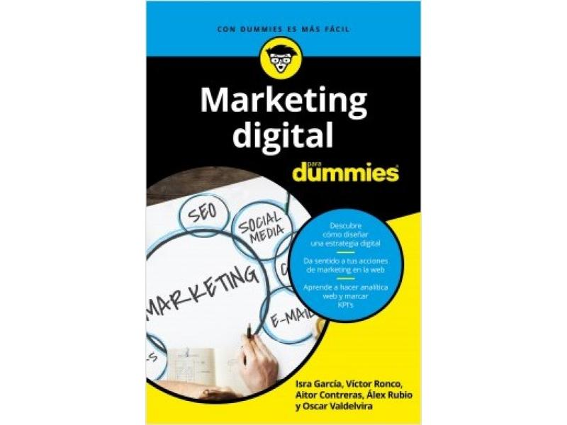 Imagen Marketing digital para Dummies 1