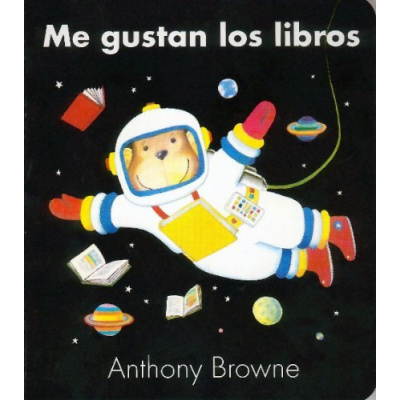 ImagenMe gustan los libros. Anthony Browne