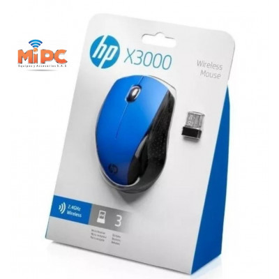 ImagenMouse Inalámbrico HP X3000