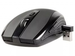 Imagen Mouse Optico Inalambrico Klever