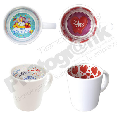 ImagenMug Estampado Interno