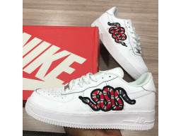 Imagen NIKE AIR FORCE ONE GUCCI
