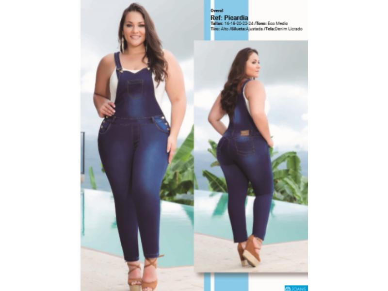 0fbce5322575 Overol formal para mujer tallas grandes