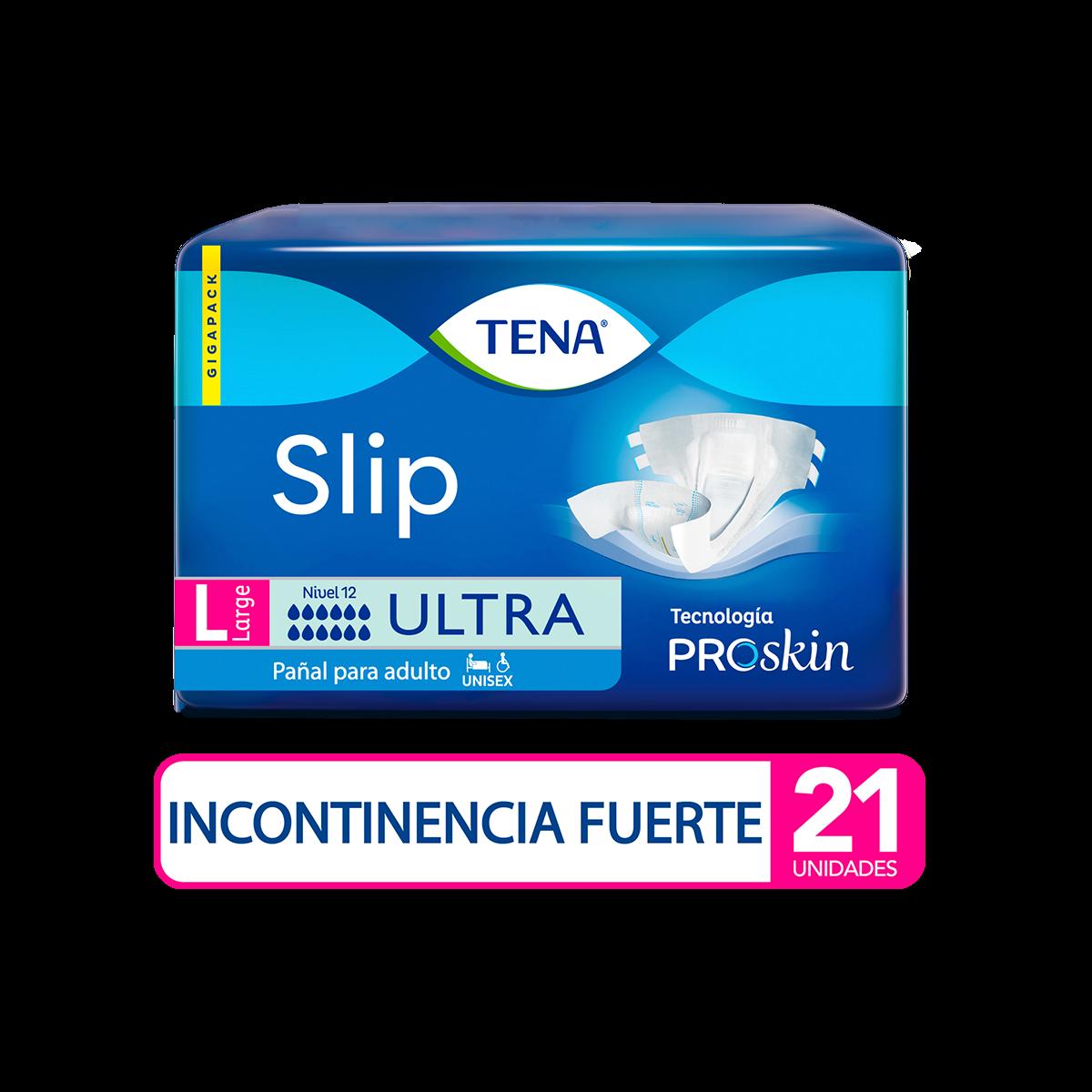 Imagen Pañal TENA Slip Ultra L x 21 Und