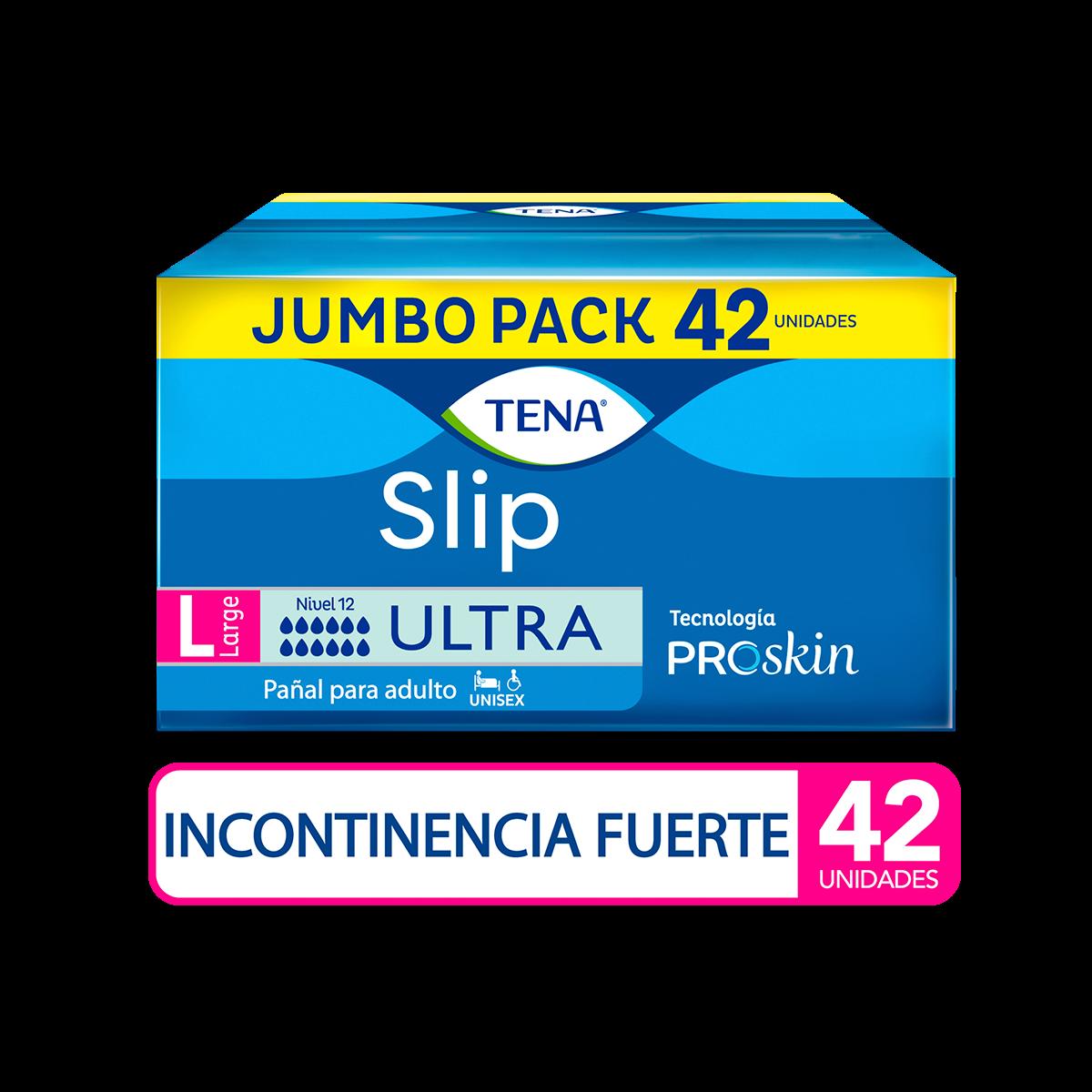 Imagen Pañal TENA Slip Ultra L x 42 Und