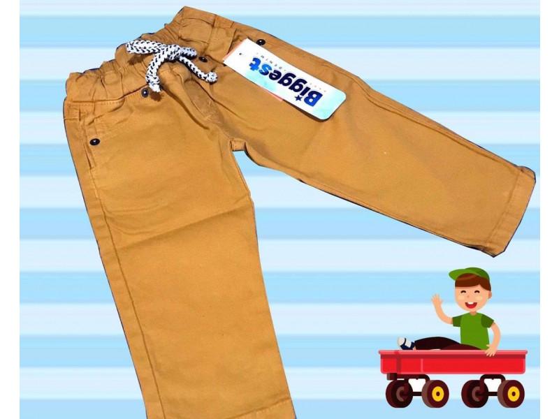 Pantalon Drill Para Nino 8239 Surtibello