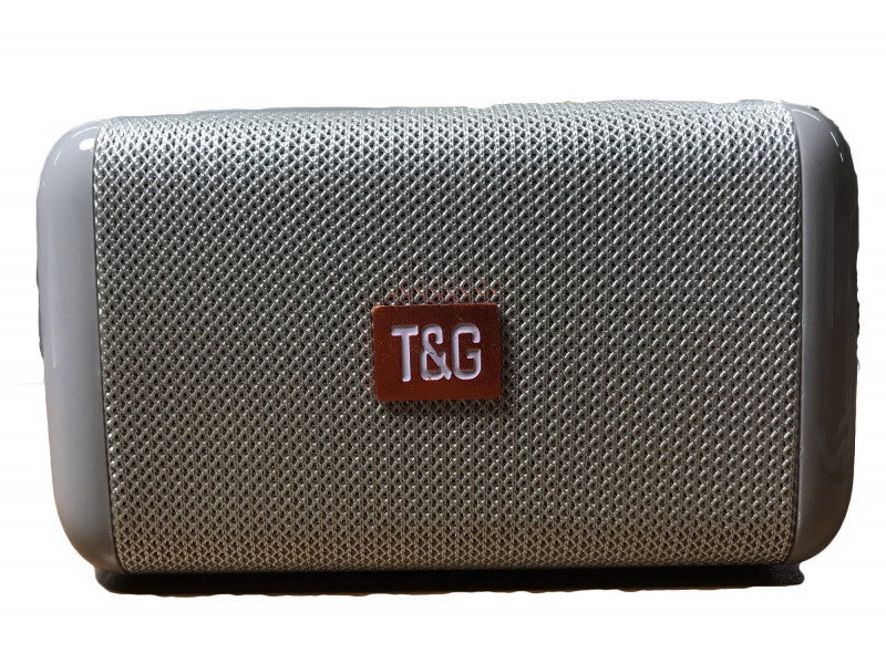 Imagen Parlante Bluetooth Stereo Tg-163 4
