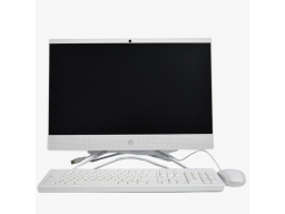 "Imagen PC All in One HP 22-c003la AMD A9, 21,5"" Full HD IPS, Blanco"