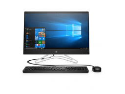 "Imagen PC All in One HP 24 F022 i3 16 giga de  Optane, 4g Ram, Pantalla 24"" Full HD, Disco 1Tb, Windows 10 sl"