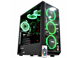 Imagen PC Gamer Core i5 9400f, 1050ti 4gb, Board Asus Strix Z370, Solido M.2 240