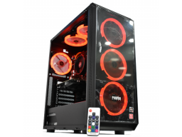Imagen PC Gamer PLUS  Ryzen 3 2200G + Video GTX 1050ti + Fuente Thermaltake