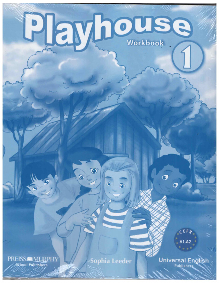ImagenPlayhouse 1 Workbook