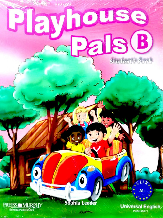 ImagenPlayhouse pals B Student´s Book