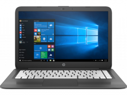 "Imagen Portatil HP Stream 14-ax101la Intel Celeron N4000, Ram 4gb, Solido 64gb, Pantalla de 14"", Windows 10 sl"