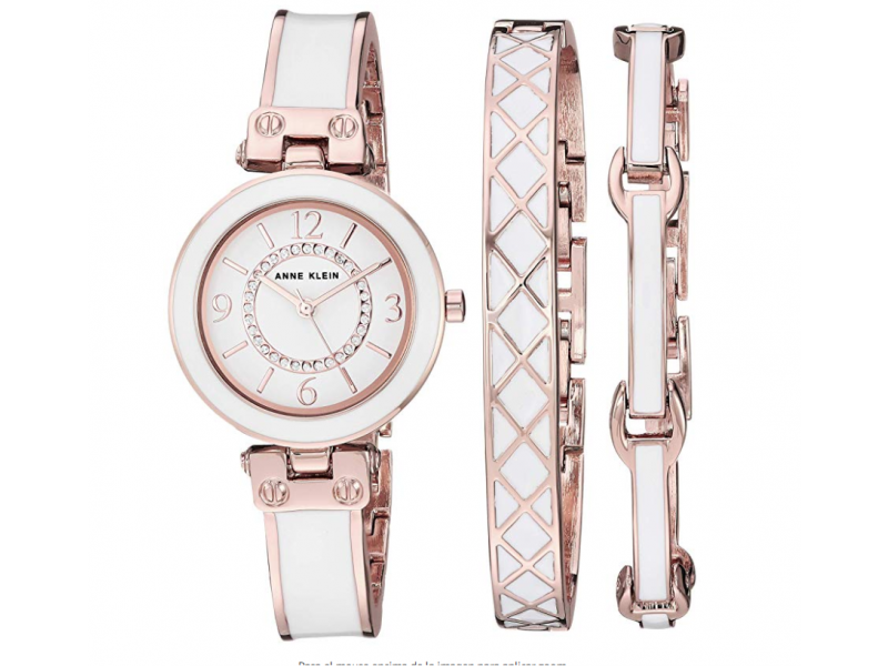 Cristales Swarovski Con Klein Reloj Anne De EWH29DI