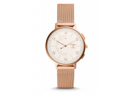Imagen RELOJ FOSSIL HYBRID SMARTWATCH - Q HARPER ROSE GOLD-TONE STAINLESS STEEL