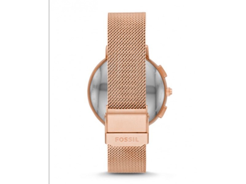 Imagen RELOJ FOSSIL HYBRID SMARTWATCH - Q HARPER ROSE GOLD-TONE STAINLESS STEEL 2