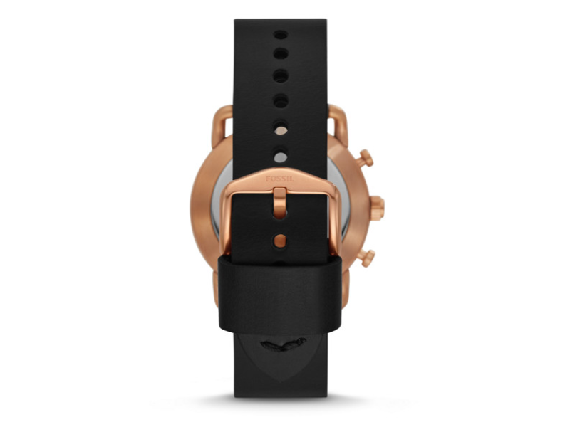 Imagen RELOJ INTELIGENTE HIBRIDO FOSSIL - Q COMMUTER BLACK LEATHER 2