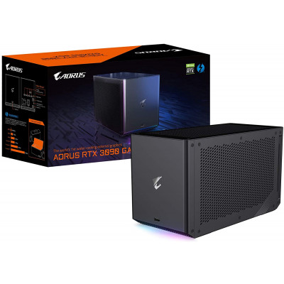 ImagenRTX 3090 Gaming Box Aorus Tarjeta de Video Externa