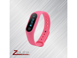 Imagen Smart band M2 color rosado