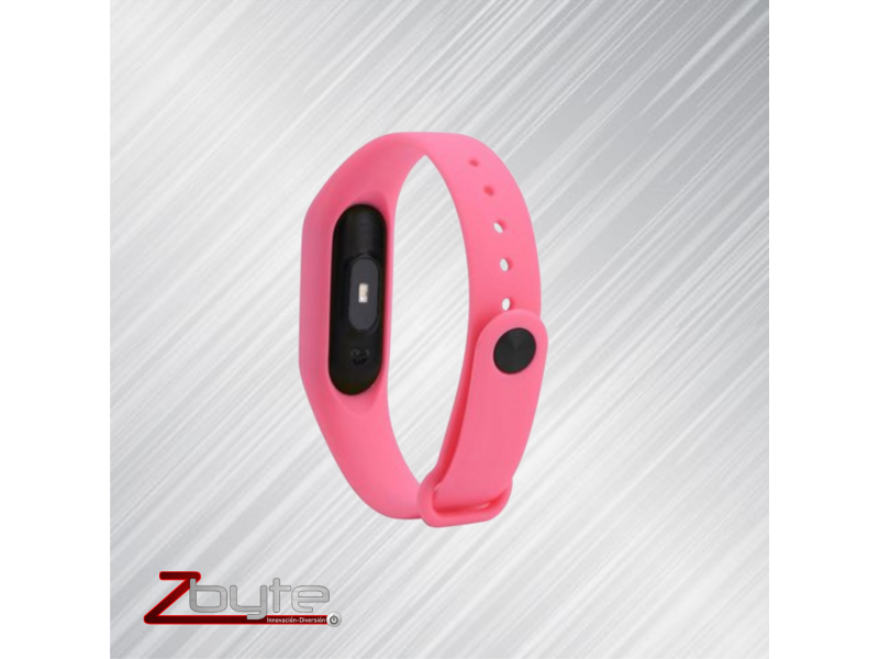 Imagen Smart band M2 color rosado 2