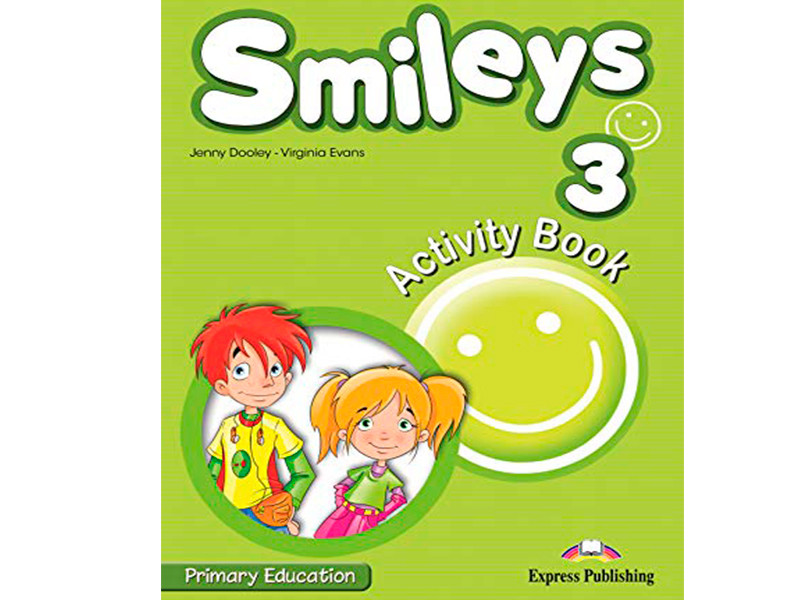 ImagenSmiles 3 Activity Book